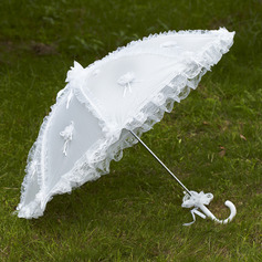 Dreamlike Lace Wedding Umbrellas (124032719)