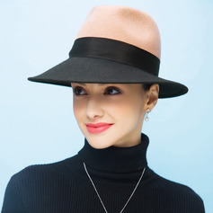 Ladies' Fashion Wool Floppy Hat (196106755)