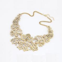 Gorgeous Alloy Ladies' Fashion Necklace