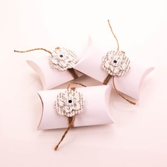Lovely Pillow Favor Boxes