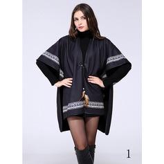 Ployester Spandex Fashion Shawl