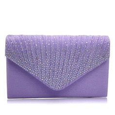 Attractive Silk Clutches