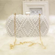 Encanto Perlas de imitación Bolso de Mano/Mochila