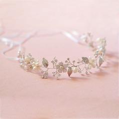 Beautiful Imitation Pearls/Copper/Freshwater Pearl Headbands