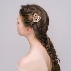Beautiful Crystal/Rhinestone/Alloy/Imitation Pearls Hairpins