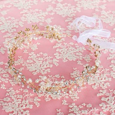 Gorgeous Crystal/Rhinestone/Alloy/Imitation Pearls Headbands