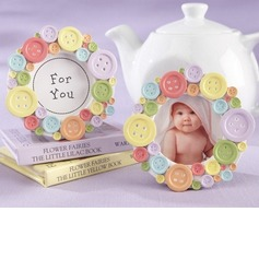 Colorful Button Place Card/Photo Frames (089025025)