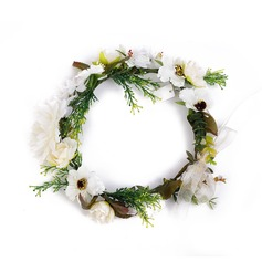 Gorgeous Fabric Headdress Flower