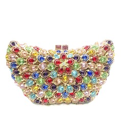 Gorgeous Crystal/ Rhinestone/Alloy Clutches/Luxury Clutches