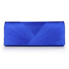 Charming Silk Clutches/Evening Handbags