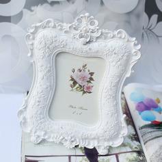 Diseño Floral Resina Marcos de fotos