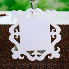 Exquisite Pearl Paper Place Cards