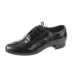 Leatherette Modern Ballroom Dance Shoes (053012982)