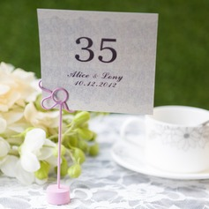 Personalized Unique Card Paper Table Number Cards (Set of 10)