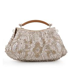 Elegant Polyester Handtaschen/Wristlet Taschen