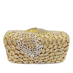 Shining Alloy Clutches/Luxury Clutches