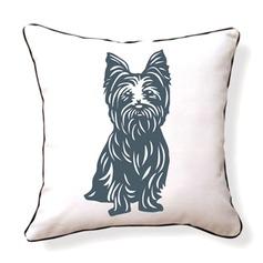 Modern/Contemporary Cartoon Cotton Velvet Pillows & Throws (Sold in a single piece)