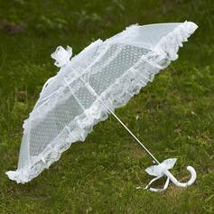 Precioso Encaje Parasoles de boda