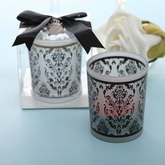 Flora Design Candle Holder