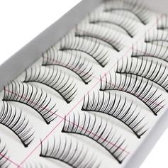10 Pairs Simple Thin Long Style False Eyelashes CFE112
