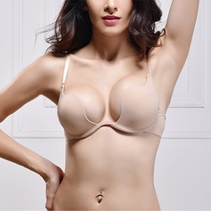 Chinlon Push-up Bridal/Feminine/Fashion/Dance Bra