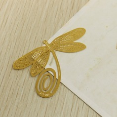 Dragonfly Design Zinc Alloy Bookmarks