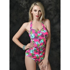 Beautiful Floral One-piece