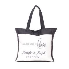 Personalized Canvas Style Fashion Handbags