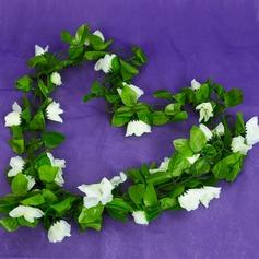 Plast Blomst Vintreet bryllup Dekor