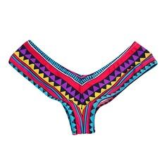 Bohemian Lycra/Spandex Feminine/Fashion Swimming Trunks