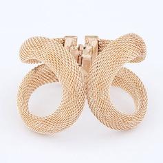 Gorgeous Alloy Ladies' Fashion Bracelets