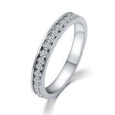 Shining Alloy/Rhinestones Ladies' Rings
