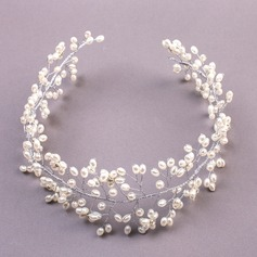 Elegant Imitation Pearls Headbands