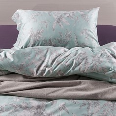 Country Cotton Comforters (4pcs :1 Duvet Cover 1 Flat Sheet 2 Shams)