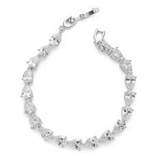Elegant Zircon Ladies' Bracelets