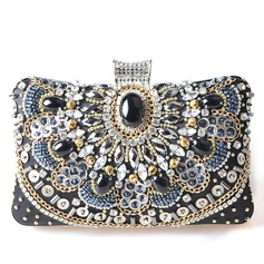 Charming Rhinestone Clutches