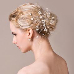 Classic Alloy/Imitation Pearls Combs & Barrettes