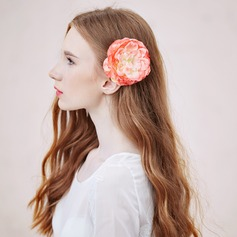 Blooming Artificial Silk Headdress Flower