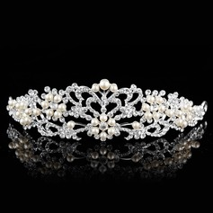 Beautiful/Gorgeous Alloy/Silver Plated Tiaras