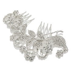 Gorgeous Alloy Hair Combs
