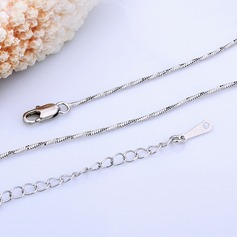 Snake Shaped Alloy Gold Plated Platinum Plated Rose Gold Plated Women's Fashion Necklace