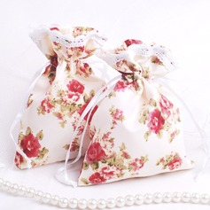 Hübsche Blumen Theme Geschenktaschen mit Bänder