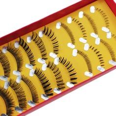 10 Pairs High Quality Mixed Style False Eyelashes CFE1207