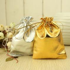 Cordon de serrage métallique Sacs cadeaux