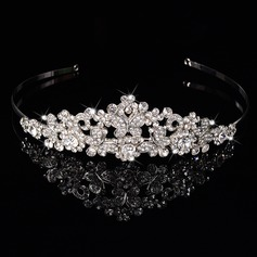 Eye-catching Rhinestone/Alloy Tiaras