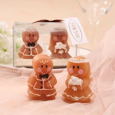 """The Gingerbread Man"" Candle"