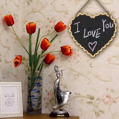 Heart Shaped/Square/Rectangular/Oval MDF Message Board (Sold in a single piece)