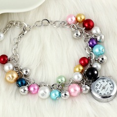 Exquisite Coloured Glaze Metal Women's Fashion Bracelets