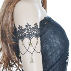 Beautiful Alloy/Lace Body Jewelry