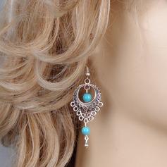 Beautiful Alloy Ladies' Fashion Earrings